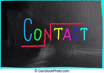 contact concept