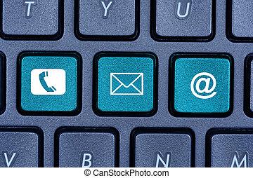 contact, op, kekyboard, computer