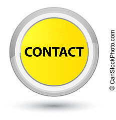 Contact prime yellow round button