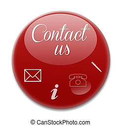 contact sign