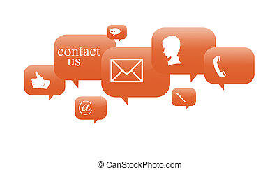 contact signs