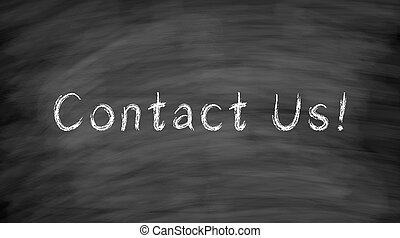 Contact Us - Business conceptual image which is about the ...
