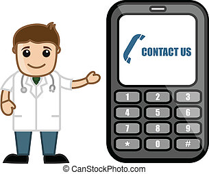 Contact Us - Doctor & Medical