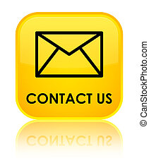 Contact us (email icon) special yellow square button