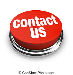 Contact Us - Red Button - A red button with the words ...