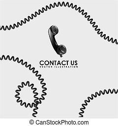 contactar-nos, desenho