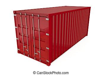 container, expeditie