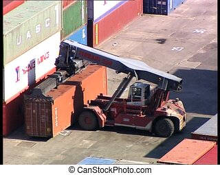 CONTAINER handler in action 2