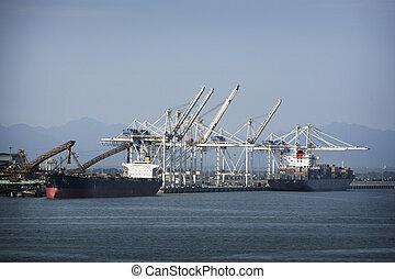 container, porto