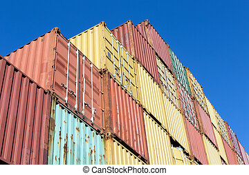 Container traffic