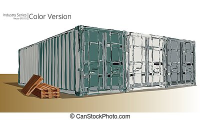 Container Yard.