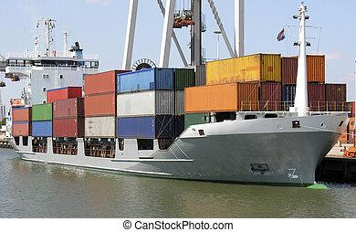 containerschiff