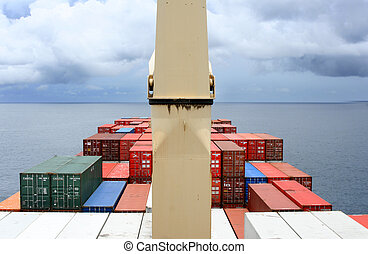 Containership -