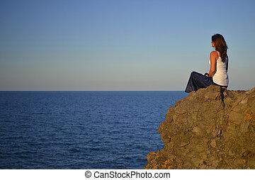contemplando