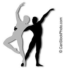 contemporáneo, baile