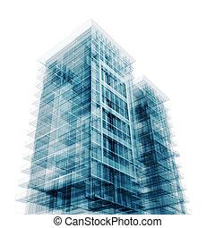 contemporâneo, arquitetura