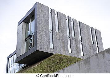 contemporain,  architecture