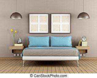 contemporaneo, camera letto