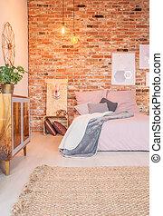 contemporaneo, stanza, decorazione
