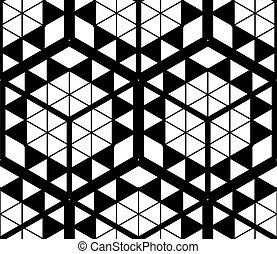 Contemporary abstract vector endless background,...