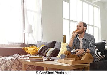 Contemporary Couch Potato