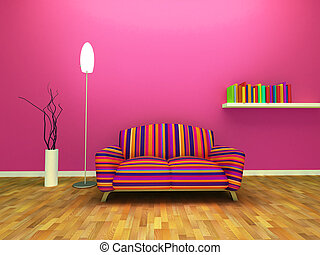 Contemporary interior design - Contemporary Interior design ...