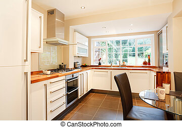 Contemporary kitchen - Contemporary designer kitchen and...