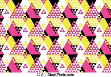 contemporary tribal seamless vector pattern for surface...
