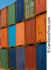 contenedores carga