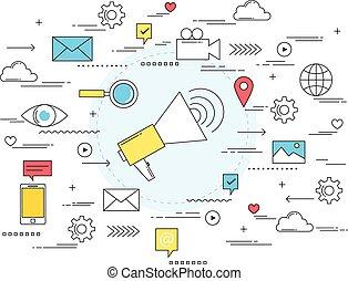 Content promotion concept