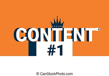 Content word on the first place