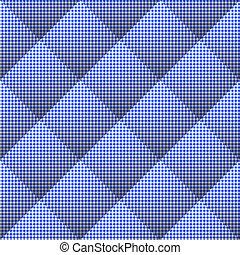 Continental quilt