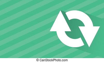 continuity icon design, Video Animation HD1080