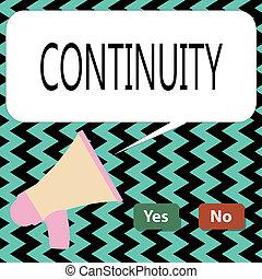 continuity., negócio, foto, sobre, escrita, texto, algo,...