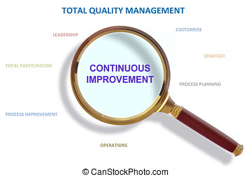 Continuous Improvement and Total Quality Management...