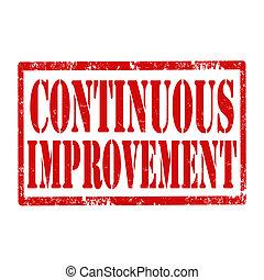 Continuous Improvement-stamp