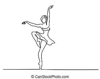 Ballet Dancer ballerina