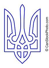 Contour coat of arms