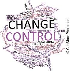 contrôle, changement