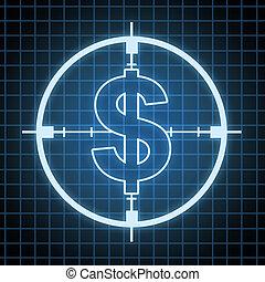 contrôle, dépenser, économies