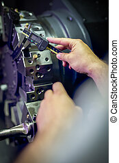 contrôle, fabrication, qualité