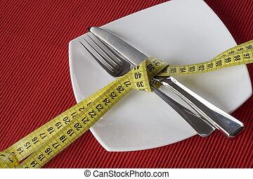 contrôle, obésité
