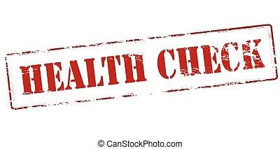 contrôle santé