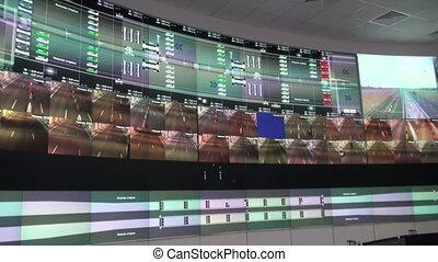 contrôle, surveillance vidéo