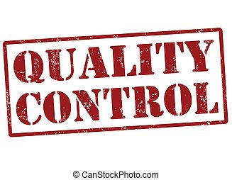 contrôle, timbre, qualité