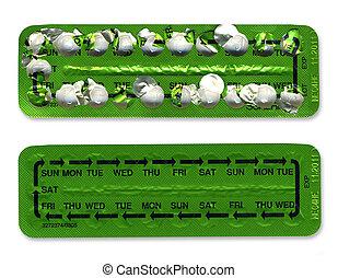 contraception, pilule contraceptive