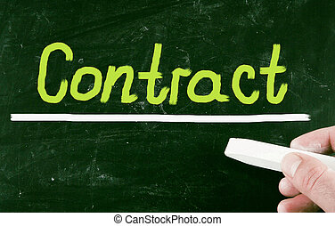 contract concept
