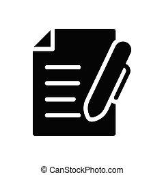 contract  glyph flatt icon
