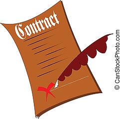 contracteren