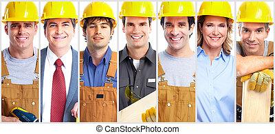 contractor worker group